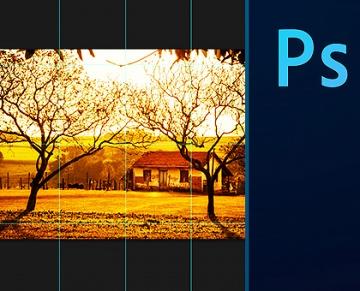 Novidade Photoshop CC: Guide Layout