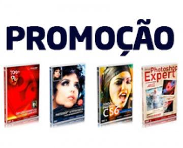 PhotoPro anuncia grande promo��o em DVDs sobre Photoshop