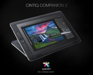 Nova Cintiq Companion 2 � apresentada