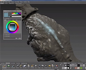 Descubra Desenhar: Escultura 3D com Wacom