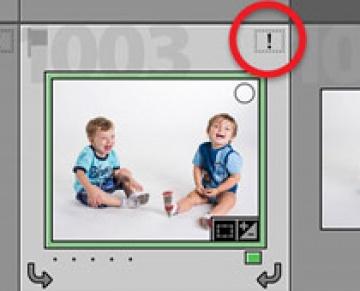 Dica para localizar fotos movidas no Lightroom