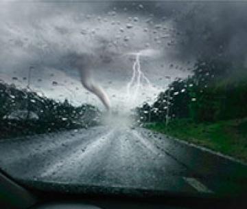 Crie um tornado no Photoshop