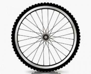 Como criar uma roda de bicicleta no Illustrator