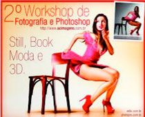 2� Workshop de Fotografia e Photoshop NE