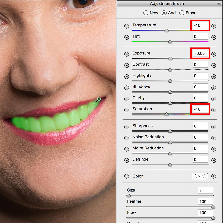 Clarear Dentes Com Camera Raw Photopro Cursos Online