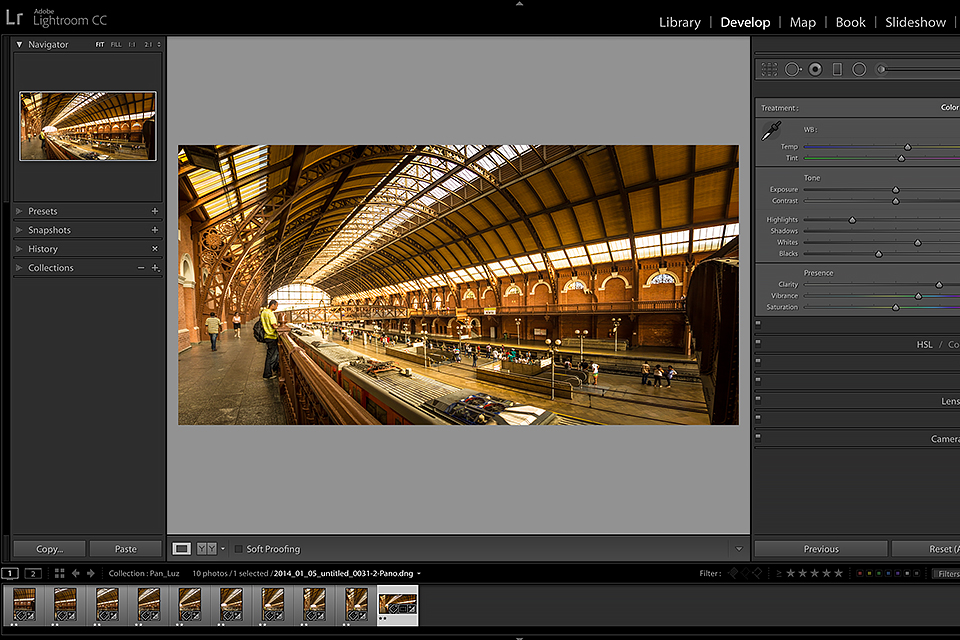 Noticias Lightroom CC