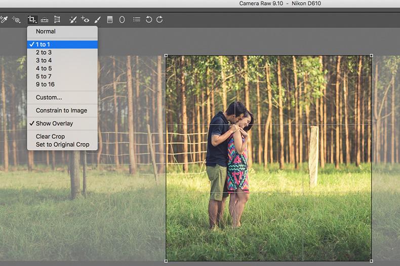 Cortar fotos no Adobe Camera Raw, como cortar fotos no acr, como cortar fotos no camera raw, como exportar fotos no acr, como exportar fotos no camera raw