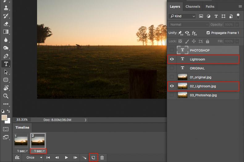 Como fazer gif no Photoshop - Tutorial PhotoPro