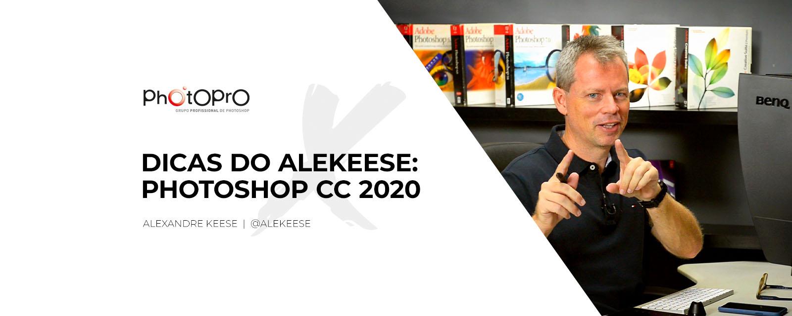 banner dicas photoshop cc 2020